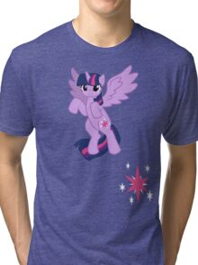 MLP Twilight Sparkle Tri-blend T-Shirt