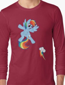 MLP Rainbow Dash Long Sleeve T-Shirt