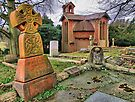 The Watts Mortuary Chapel - Compton Surrey - HDR by Colin  Williams Photography