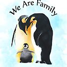 We Are Family by Joan A Hamilton
