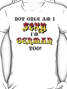 Sexy German T-Shirt