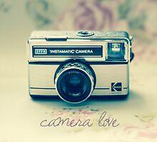 Camera Love by Nicola  Pearson