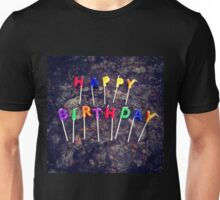 Happy Birthday Unisex T-Shirt
