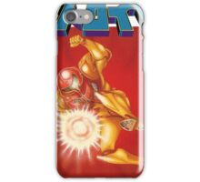 Metroid Famicom Disk System Japanese Box Art (NES) iPhone Case/Skin
