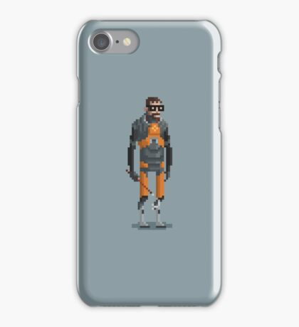 The Man With a Crowbar - iPhone Case iPhone Case/Skin
