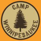 Camp Winnipesaukee Shirt by campculture