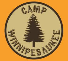 Camp Winnipesaukee Shirt by campculture