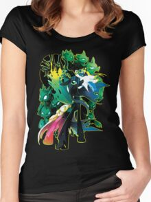 The Queen of the Changelings Women's Fitted Scoop T-Shirt