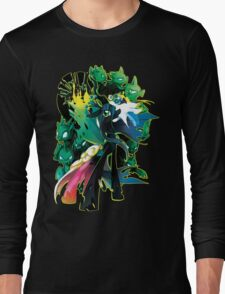 The Queen of the Changelings Long Sleeve T-Shirt
