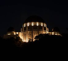 Griffith Observatory by don thomas