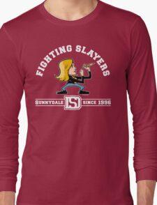 Fighting Slayers Long Sleeve T-Shirt
