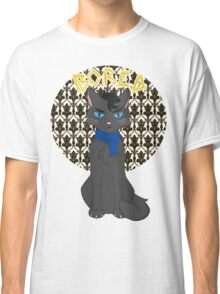Catlock is Bored Classic T-Shirt