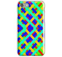 Lines of art iPhone Case/Skin