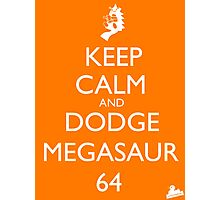 Dodge Megasaur 64 Photographic Print