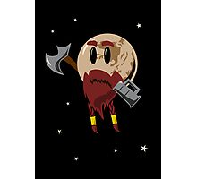 Pluto, the Dwarf Planet Photographic Print