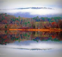 Fall Reflections by Caleb Ward