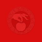 Apple Logo iPhone Case by matterdeep