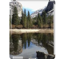 Mirror Lake - Yosemite iPad Case/Skin
