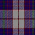 00803 West Coast Woven Mill Fashion Tartan #1138 Fabric Print Iphone Case by Detnecs2013