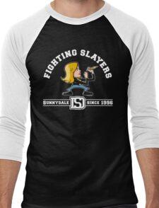 Fighting Slayers Men's Baseball ¾ T-Shirt