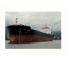 Freight liner Art Print