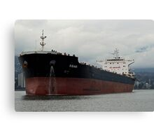 Freight liner Canvas Print