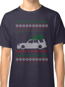 Forester Ugly Christmas Sweater (SG9) Classic T-Shirt