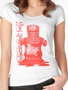The Black Knight - Monty Python Women's Fitted Scoop T-Shirt