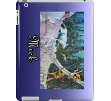MICK iPad Case/Skin