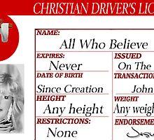 † ❤ † CHRISTIAN DRIVER'S LICENSE  † ❤ † by ✿✿ Bonita ✿✿ ђєℓℓσ