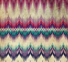aztec pattern by kristinidk