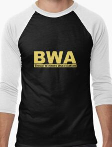 Bread Winners Association Kevin Gates Men's Baseball ¾ T-Shirt