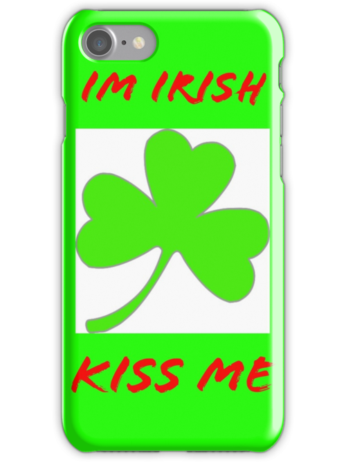 I'm Irish  by henryhf
