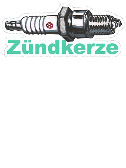 German Zündkerze by bulldawgdude