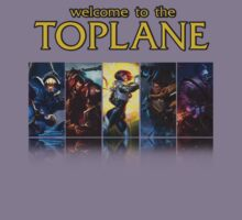 Welcome to the Toplane - LoL by Nuvirov