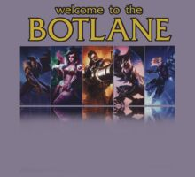 Welcome to the Botlane - LoL by Nuvirov