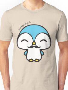 Mustache Penguin Kawaii Unisex T-Shirt