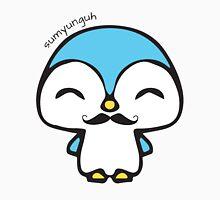 Mustache Penguin Kawaii T-Shirt