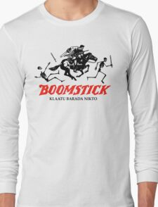 BOOMSTICK REPEATING ARMS!!  Long Sleeve T-Shirt
