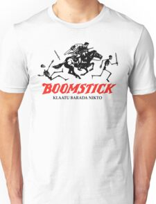 BOOMSTICK REPEATING ARMS!!  Unisex T-Shirt