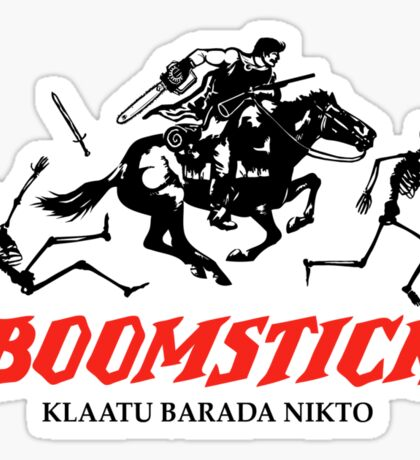 BOOMSTICK REPEATING ARMS!!  Sticker