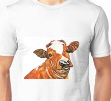 How Now Brown Cow Unisex T-Shirt