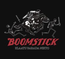 BOOMSTICK REPEATING ARMS!! (DARK) by PureOfArt