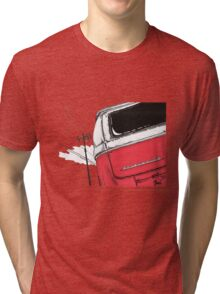 Red Bay Tri-blend T-Shirt