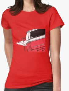 Red Bay Womens Fitted T-Shirt