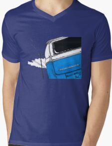 Blue Bay Mens V-Neck T-Shirt
