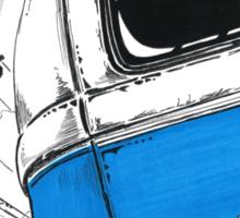 Blue Bay Sticker