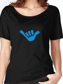 Shaka brah! Women's Relaxed Fit T-Shirt