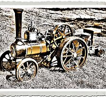A Traction Attraction by George Petrovsky
