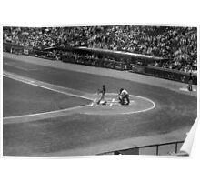 Baseball by Bas 2  Poster